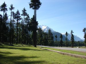 Kalam, Swat Valley