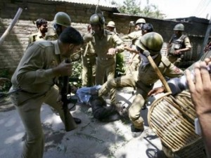 Indian Army brutalities on Peaceful protetstors