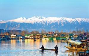 A view of Kashmir