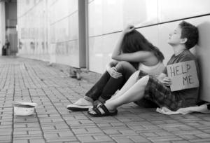 Homeless Children in USA