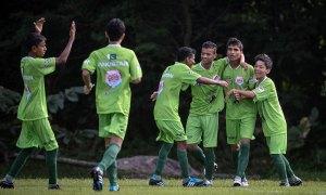 Pakistan Street Children World Cup Winners
