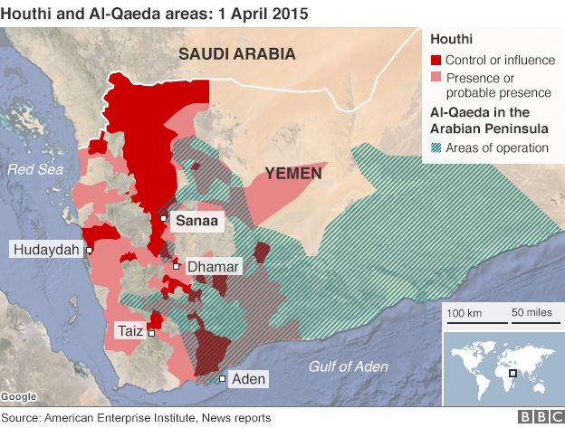 The Yemen S Conflict And Threats To World S Peace The Intuition