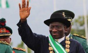Former President Jonathan Goodluck