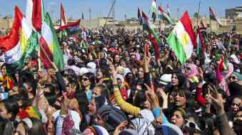 Kurds population in Iraq