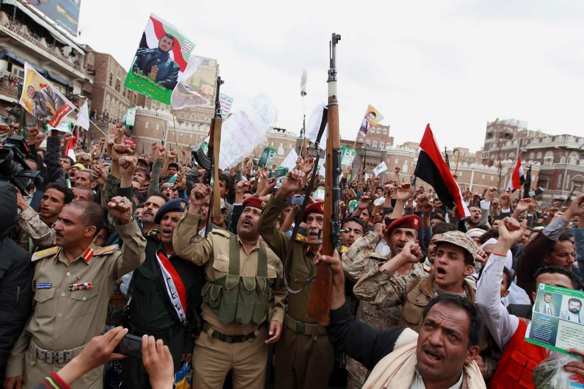 Resultado de imagen para yemen + crisis
